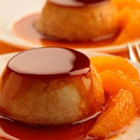 Orange Flan Chefgonin Style Recipe