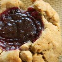 Image of A B And J Thumbprint Cookies Recipe, Group Recipes