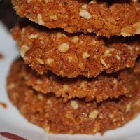 Image of Anzac Biscuits - Eggless Recipe, Group Recipes
