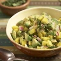 Image of Avocado Mango Salsa Recipe, Group Recipes