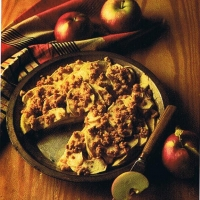 Image of Apple Crumb Pie Recipe, Group Recipes