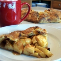 Image of Apple Galette Recipe, Group Recipes