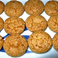 Image of Amaretti Cookies Recipe, Group Recipes