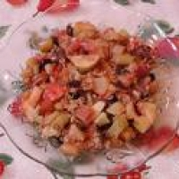 Image of Apple Rhubarb Crisp Recipe, Group Recipes