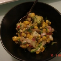 Image of Avocado And Corn Salsa Recipe, Group Recipes