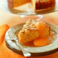 Image of Apricot Ricotta Cake - Gluten Free Recipe, Group Recipes