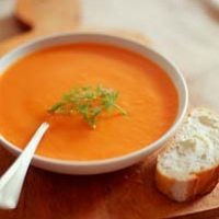 Image of Autumn Carrot Bisque Recipe, Group Recipes