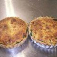 Image of Asparagus And Ham Quiche Recipe, Group Recipes