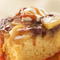 Image of Apple Upsidedown Cake Betty Crocker Recipe, Group Recipes