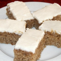 Image of Applesauce Spiced Bars Recipe, Group Recipes