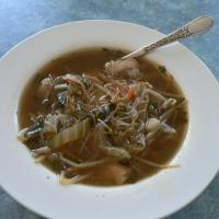 Image of Asian Coriander Soup Recipe, Group Recipes