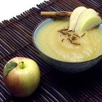 Image of Ambrosia Applesauce Recipe, Group Recipes