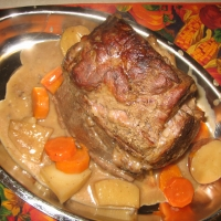 Image of Pot Roast Recipe, Group Recipes