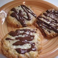 Image of Almond Lace Cookies Recipe, Group Recipes