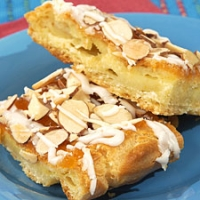 Image of Apricot Almond Puff Pastries Recipe, Group Recipes