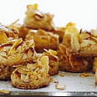 Image of Almond Bar Cookies Recipe, Group Recipes