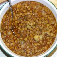 Image of Armenian Lentil Soup Recipe, Group Recipes
