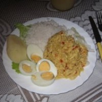 Image of Aji De Gallina Recipe, Group Recipes