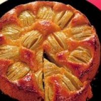 Image of Apple Fancy Cake - German Recipe, Group Recipes
