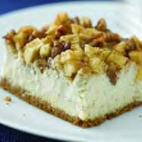 Image of Apple Pecan Cheesecake Recipe, Group Recipes