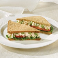 Swanson Heart Healthy Chicken Sandwich Recipe