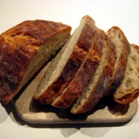 Image of Almost No-knead Bread Recipe, Group Recipes
