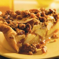 Image of Apple Streusel Pie - Diabetic Friendly Recipe, Group Recipes