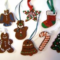 Cinnamon Ornaments Recipe