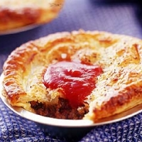Image of Aussie Meat Pie Recipe, Group Recipes