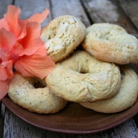 Traditional Italian Breakfast Anise Rings Recipe