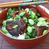 Image of Asian Braised Pork Recipe, Group Recipes