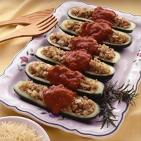 ... flowers zucchini stuffed crab cakes steak zucchini stuffed portabellas