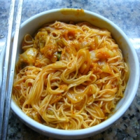 how to eat korean cold noodles