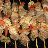 Image of Aromatic And Spicy Kebabs Recipe, Group Recipes