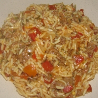 Tammys Spanish Rice Recipe