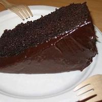 Supper Moist Chocolate Cake Recipe
