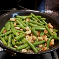 Green Beans In Cashew Cream Recipes — Dishmaps