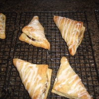 Image of Apple & Raisin Turnovers Recipe, Group Recipes