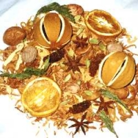 Image of Orange Spice Potpourri Recipe, Group Recipes