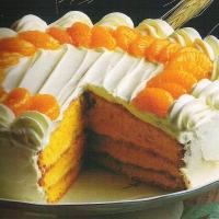 Mandarin Cointreau Cake Recipe