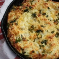 Image of Arnold Bennett Omelette Recipe, Group Recipes