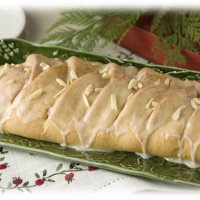 Image of Almond Filled Braid Recipe, Group Recipes