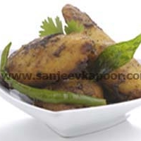 Image of Arbi Fry Recipe, Group Recipes