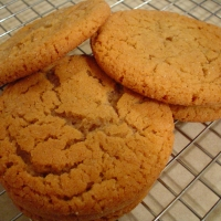 Big Soft Ginger Cookies Recipe