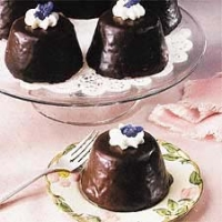 Image of Little Sacher Cupcakes Recipe, Group Recipes