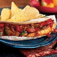 Image of Catfish Fajitas Recipe, Group Recipes