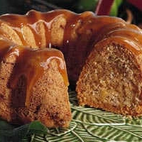 Image of Apple Pound Cake Recipe, Group Recipes