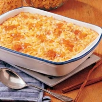 Image of Apricot Cheese Kugel Recipe, Group Recipes