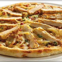 Image of Acapulco Chicken Pizza Recipe, Group Recipes