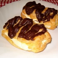 How to make an eclair cake